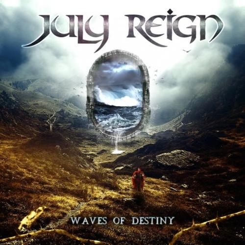 July Reign - Waves of Destiny (2019)