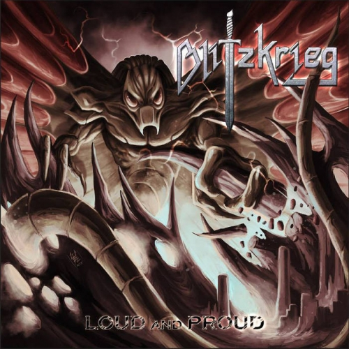 Blitzkrieg - Loud and Proud (EP) (2019)