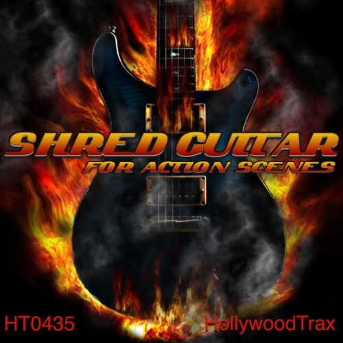 Lawrence DeMarco - Shred Guitar for Action Scenes (2019)