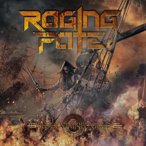 Raging Fate - Bloodstained Gold (2019)