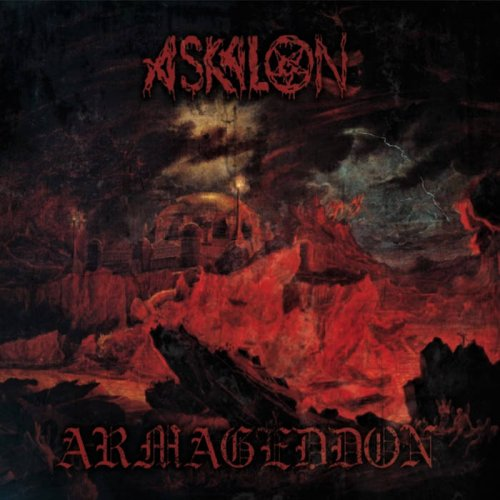 Askalon - Armageddon [2020 Reissue] (1999)