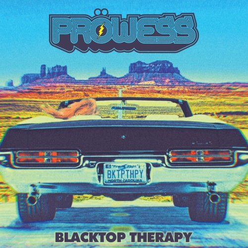 Pröwess - Blacktop Therapy (2020)