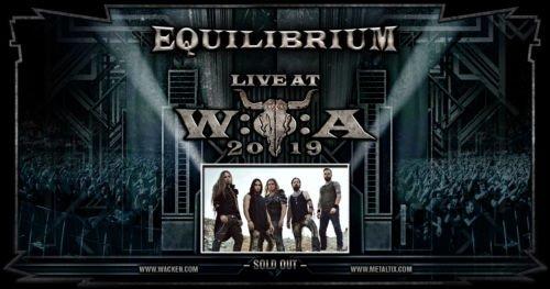Equilibrium - Wacken Open Air 2019