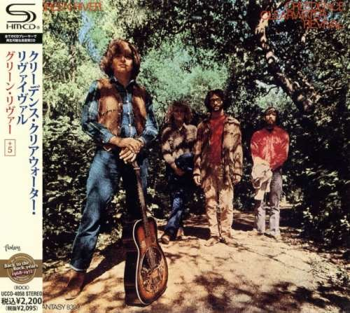 Creedence Clearwater Revival - Grееn Rivеr [Jараnеsе Еditiоn] (1969) [2010]