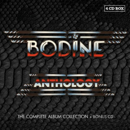 Bodine ‎– Anthology (The Complete Album Collection + Bonus CD 2019)