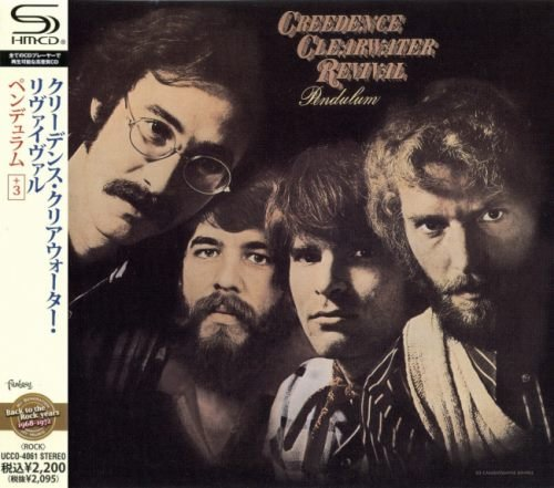 Creedence Clearwater Revival - Реndulum [Jараnеsе Еditiоn] (1970) [2010]