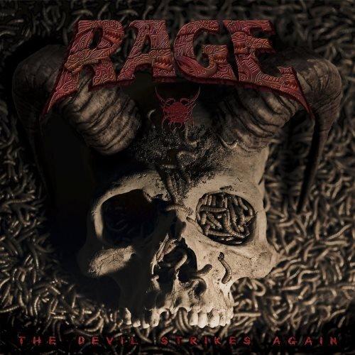 Rage - Тhе Dеvil Strikеs Аgаin [3СD] (2016)