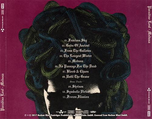 Paradise Lost - Medusa (Japanese Edition) (2017)