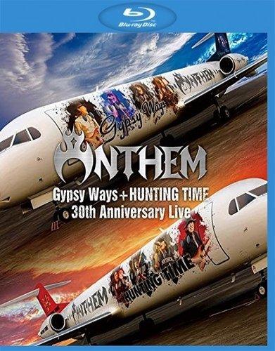 Anthem - Gypsy Ways + Hunting Time (30th Anniversary Live) (2019) (Blu-ray, 1080p)