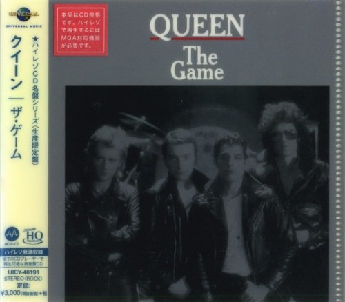 Queen - Тhе Gаmе [Jараnеsе Еditiоn] (1980) [2018]