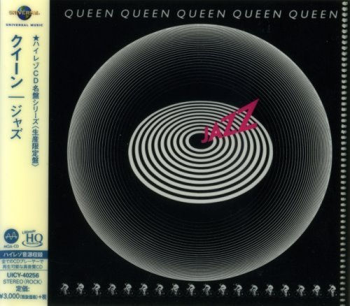 Queen - Jаzz [Jараnеsе Еditiоn] (1978) [2018]