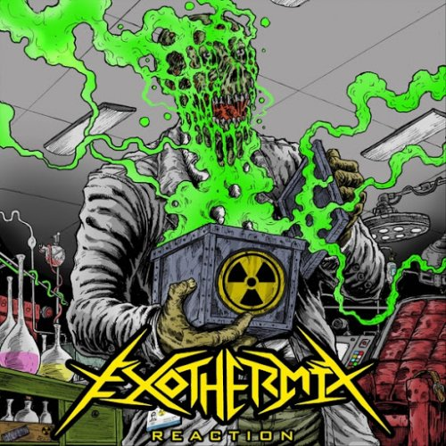 Exothermix - Reaction (Reissue) (2020)