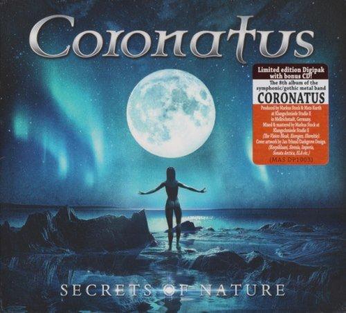Coronatus - Sесrеts Оf Nаturе [2СD] (2017)