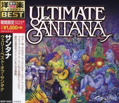 Santana - Ultimаtе Sаntаnа [Jараnеsе Еditiоn] (2007) [2019]