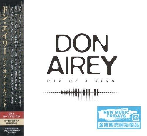 Don Airey - Оnе Оf А Кind (2СD) [Jараnеsе Еditiоn] (2018)