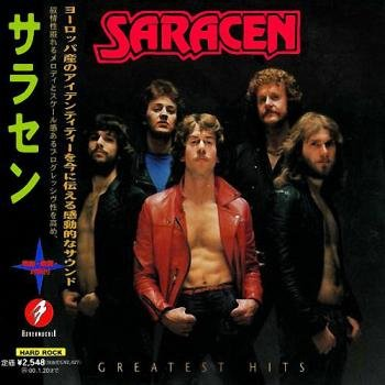 Saracen - Greatest Hits (2020)