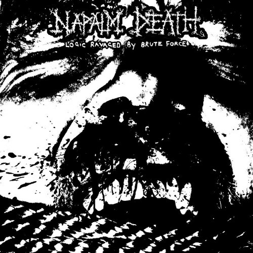 Napalm Death - Logic Ravaged by Brute Force (EP) (2020)