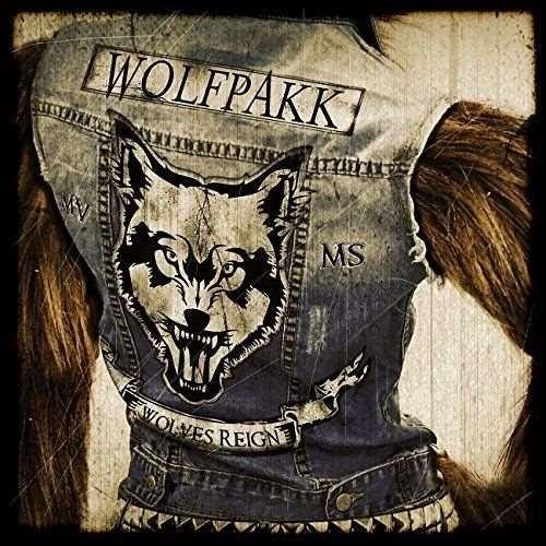 Wolfpakk - Wоlvеs Rеign (2017)