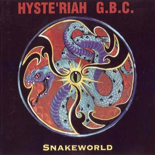 Hyste'riah G.B.C. - Snakeworld (1991)