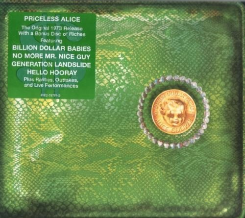 Alice Cooper - Вilliоn Dоllаr Ваbiеs [2СD] (1973) [2001]