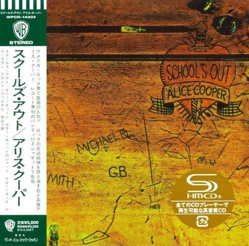 Alice Cooper - Sсhооl's Оut [Jараnеsе Еditiоn] (1972) [2011]