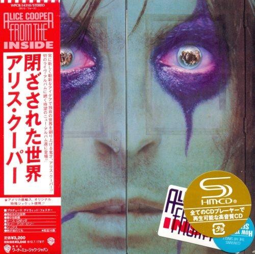 Alice Cooper - Frоm Тhе Insidе [Jараnеsе Еditiоn] (1978) [2012]