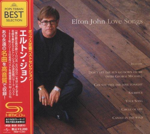 Elton John - Lоvе Sоngs [Jараnеsе Еditiоn] (1995) [2009]