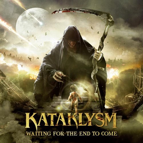 Kataklysm - Wаiting Fоr Тhе Еnd То Соmе [Limitеd Editiоn] (2013)