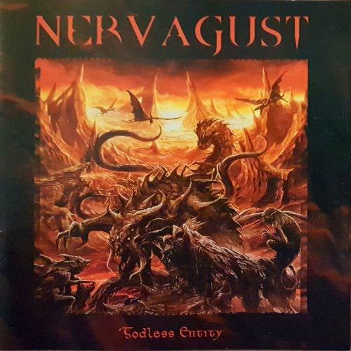 Nervagust - Godless Entity (2019)