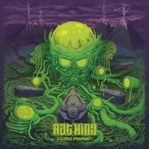 Rat King - Vicious Inhumanity (2020)