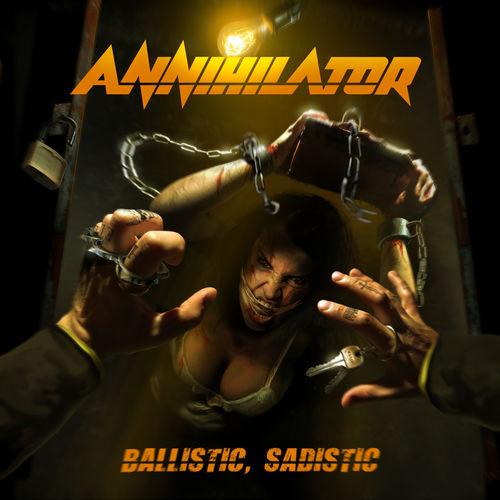Annihilator - Dressed Up For Evil (Single) (2020)