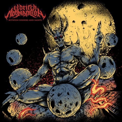 Eldritch Abomination - Between Sinners And Saints (EP) (2020)