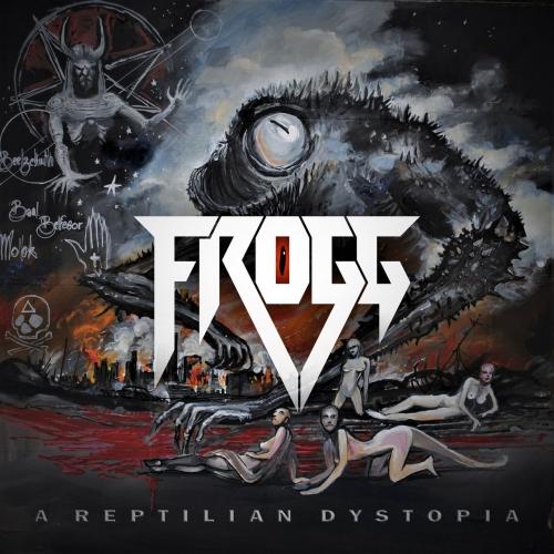 Frogg - A Reptilian Dystopia (EP) (2020)
