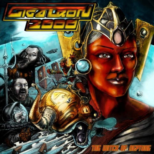 Gigatron2000 - The Witch of Neptune (2020)
