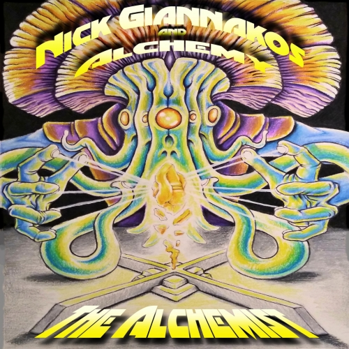 Nick Giannakos - The Alchemist (2020)