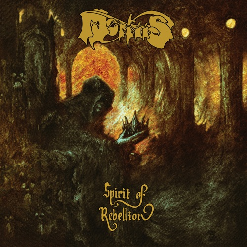 Mortiis - Spirit of Rebellion (2020)