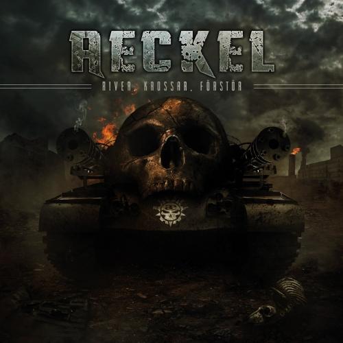 Aeckel - River, krossar, förstör  (2020)