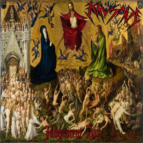 Krvsade - Judgement Day (EP) (2020)