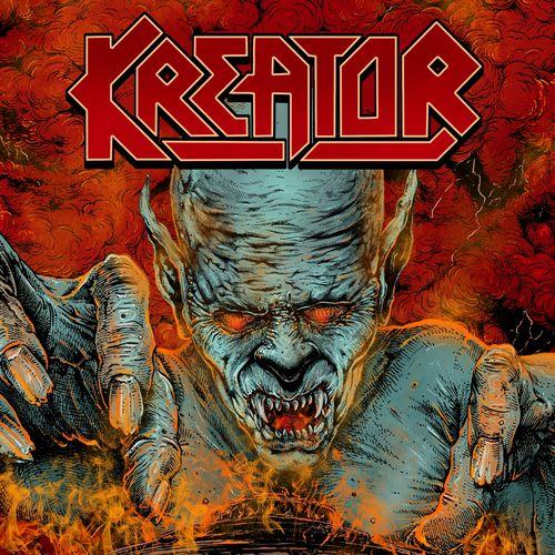 Kreator - Violent Revolution (Live in Chile) (Single) (2020)
