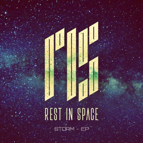 Rest in Space - Storm (EP) (2020)