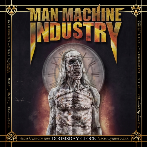 Man Machine Industry - Doomsday Clock (2020)