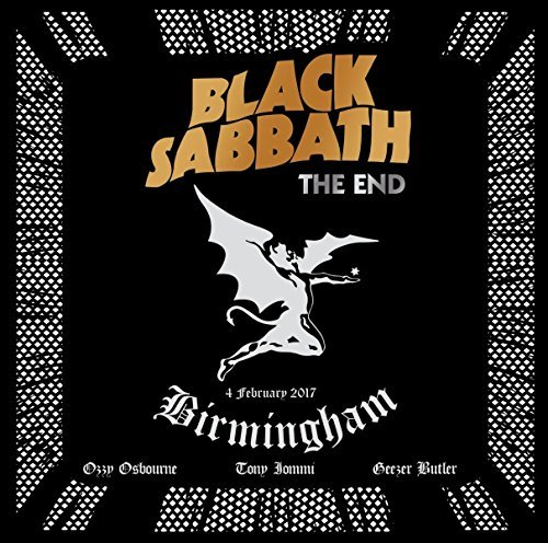 Black Sabbath - The End Live In Birmingham (Limited Super Deluxe Edition) (2017)