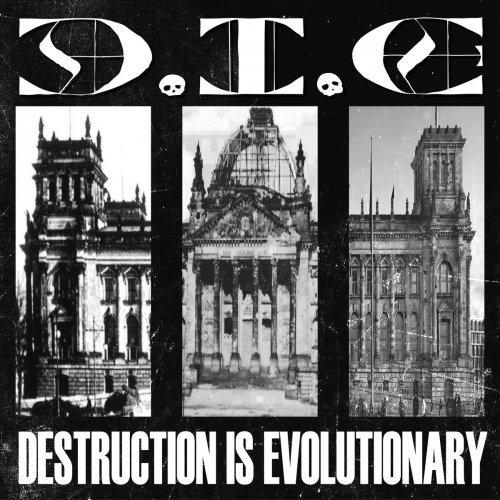 Destruction Is Evolutionary - Destruction Is Evolutionary (2020)