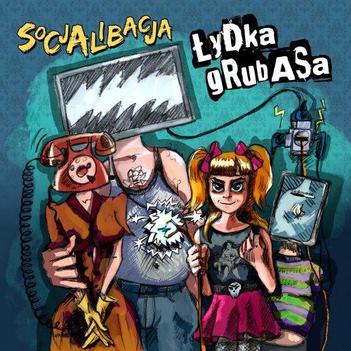 Łydka Grubasa - Socjalibacja (2020)
