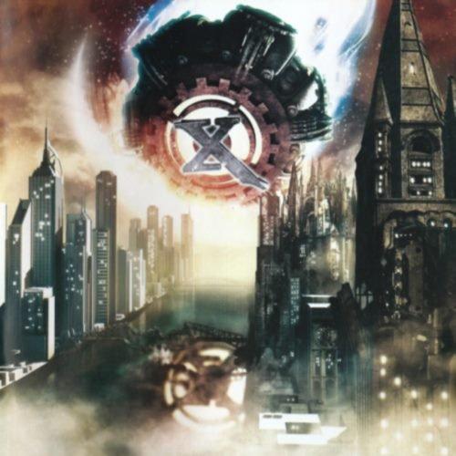 Deus X Machina - Х (2014)