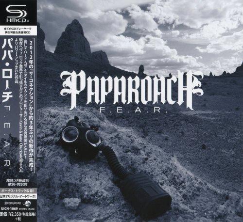Papa Roach - F.Е.А.R. [Jaраnese Еdition] (2015)