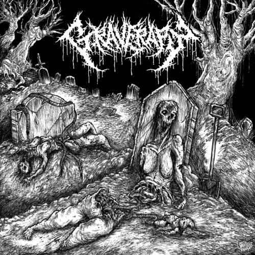 Graverape - Exhuming Decay (2020)