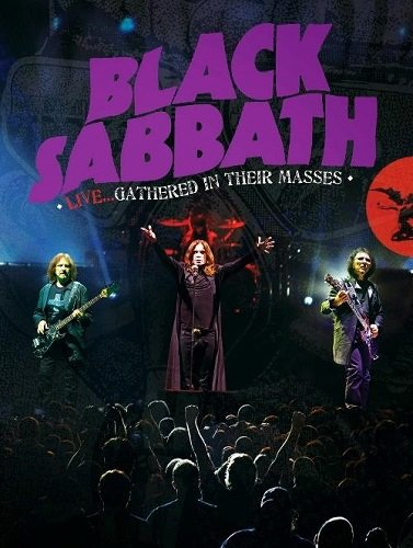 Black Sabbath - Live....Gathered In Their Masses (2013)