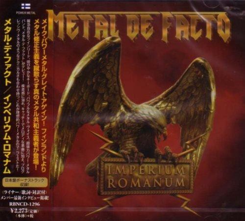 Metal De Facto - Imperium Romanum [Japanese Edition] (2019) [2020]