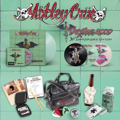 Motley Crue (Mötley Crüe) – Dr. Feelgood [30th year anniversary +3 bonus] (2019)